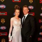 AFL 2012 Media - Brownlow Medal Red Carpet