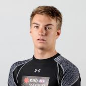 AFL 2012 Media - State Draft Combine Headshots