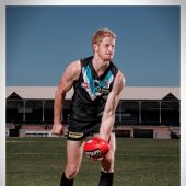 AFL 2014 Portraits - Port Adelaide