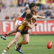 AFL Round 18 - Hawthorn v Essendon