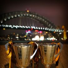 AFL 2014 Media - Hawks Cup Tour - Sydney and Canberra