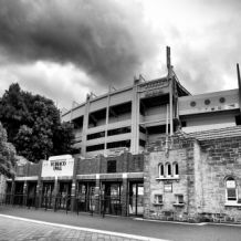 AFL 2016 Media - Subiaco Oval - In Detail