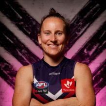 AFLW 2019 Portraits - Fremantle