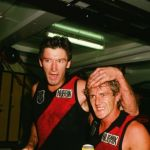 Darren Williams, Essendon, Simon Madden