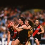 Barry Young, Essendon, Hawthorn, John Platten