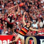 Adelaide, Matt Connell, Rod Keogh, St Kilda