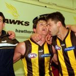 Chris Connolly, Hawthorn, Shane Crawford, Tony Woods