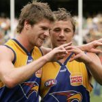 Beau Waters, Steven Armstrong, West Coast Eagles