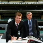 David Meiklejohn, Jim Stynes, Melbourne