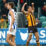 Hawthorn, Lance Franklin, North Melbourne, Sam Power