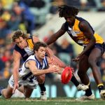 Kangaroos, Matt Priddis, Nic Naitanui, Sam Power, West Coast Eagles