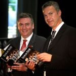 Collingwood, Eddie McGuire, Peter Ryan, Side By Side