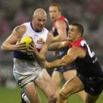 Barry Hall, Brent Moloney, Melbourne, Western Bulldogs