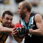 Brent Guerra, Chad Cornes, Hawthorn, Port Adelaide