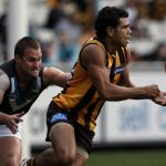 Cyril Rioli, Hawthorn, Jacob Surjan, Port Adelaide