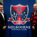 David Neitz, Jim Stynes, Melbourne