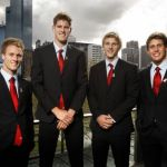 Brandon Matera, David Swallow, Gold Coast Suns, Trent McKenzie, Zac Smith