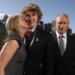 Anna-Marree Heppell, Dyson Heppell, Essendon, Paul Heppell