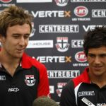 Darren Michington, Sam Dunell, St Kilda