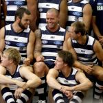 David Wojcinski, Geelong Cats, Josh Hunt, Matthew Scarlett