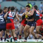 Ben Howlett, Essendon, Fremantle, Greg Broughton, Ryan Crowley, Sam Lonergan, Stephen Hill