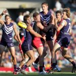 Aaron Sandilands, Fremantle, Matt De Boer, Natahn Fyfe, Stephen Hill