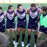 Fremantle, Hayden Ballantyne, Josh Mellington, Matthew Pavlich, Michael Johnson, Nick Suban