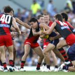 Essendon, Fremantle, Greg Broughton, Sam Lonergan, Travis Colyer