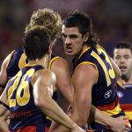 Adelaide Crows, Richard Douglas, Rory Sloane, Taylor Walker