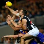 Collingwood, Josh Kennedy, Nathan Brown, West Coast Eagles
