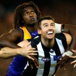 Collingwood, Darren Jolly, Nic Naitanui, West Coast Eagles