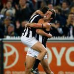 Collingwood, Jarryd Blair, Steele Sidebottom