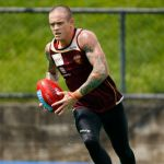 Brisbane Lions, Claye Beams
