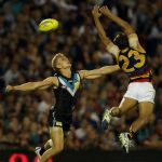 Adelaide Crows, Campbell Heath, Jared Petrenko, Port Adelaide