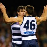 Geelong, Mark Blicavs, Tom Hawkins
