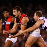 Essendon, Geelong, Jobe Watson, Steve Johnson