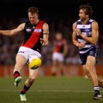 Brendon Goddard, Corey Enright, Essendon, Geelong