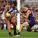 Collingwood, Fremantle, Heritier O'Brien, Michael Walters