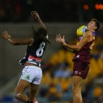 Brisbane Lions, Collingwood, Heritier O'Brien, Marco Paparone