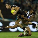 Collingwood, Heritier O'Brien, Matthew Broadbent, Port Adelaide