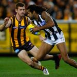 Brendan Whitecross, Collingwood, Harry O'Brien, Hawthorn