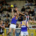 Collingwood, Darren Glass, Harry O'Brien, West Coast Eagles