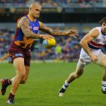 Ashley McGrath, Brisbane Lions, Western Bulldogs