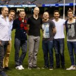 Alastair Nicholson, Brad Green, Brad Miller, Daniel Ward, David Neitz, Jared Rivers, Melbourne, Paul Wheatley