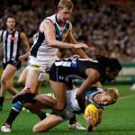 Collingwood, Harry O'Brien, Kane Cornes, Port Adelaide