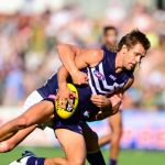 Fremantle, Matt de Boer, Matt Priddis, West Coast Eagles