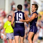 Fremantle, Matt de Boer, Scott Gumbleton