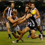 Alan Toovey, Collingwood, Fremantle, Matt de Boer