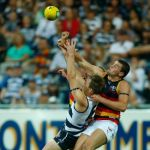 Adelaide Crows, Brad Crouch, Geelong Cats, Lincoln McCarthy