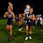 Chris Mayne, Fremantle, Matt de Boer